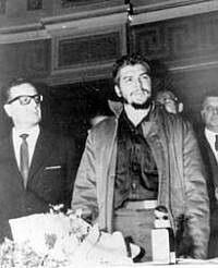 Allende y el Che